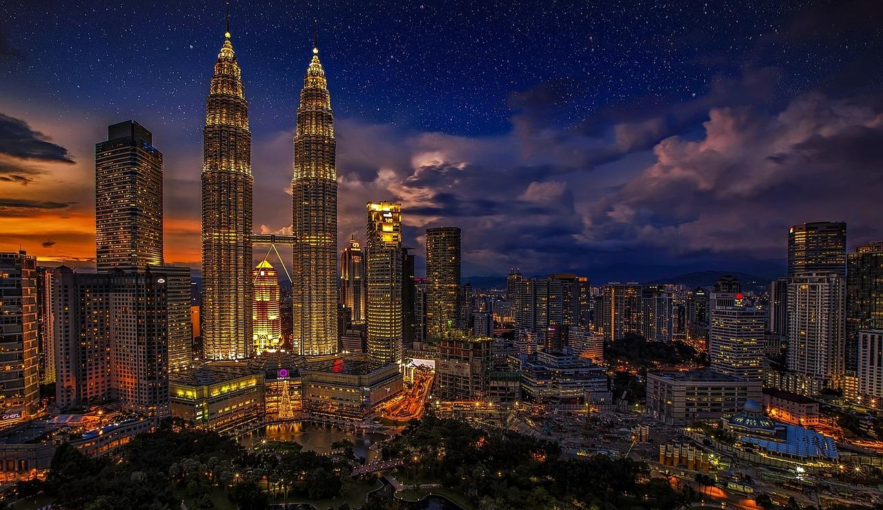 Kuala Lumpur Petronas Twin Towers pixabay