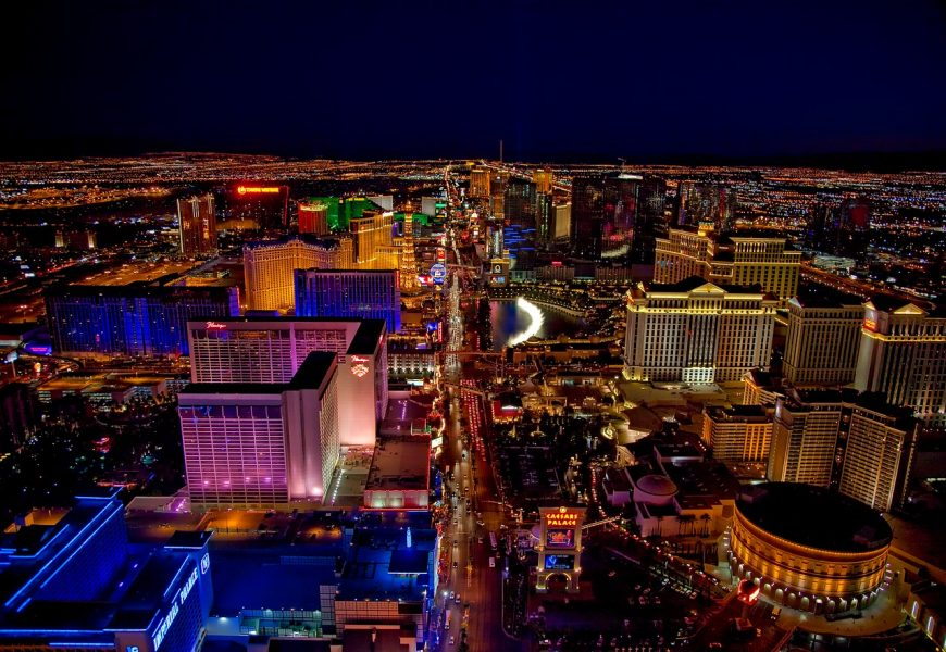 Vegas Wonders: Why Visit?