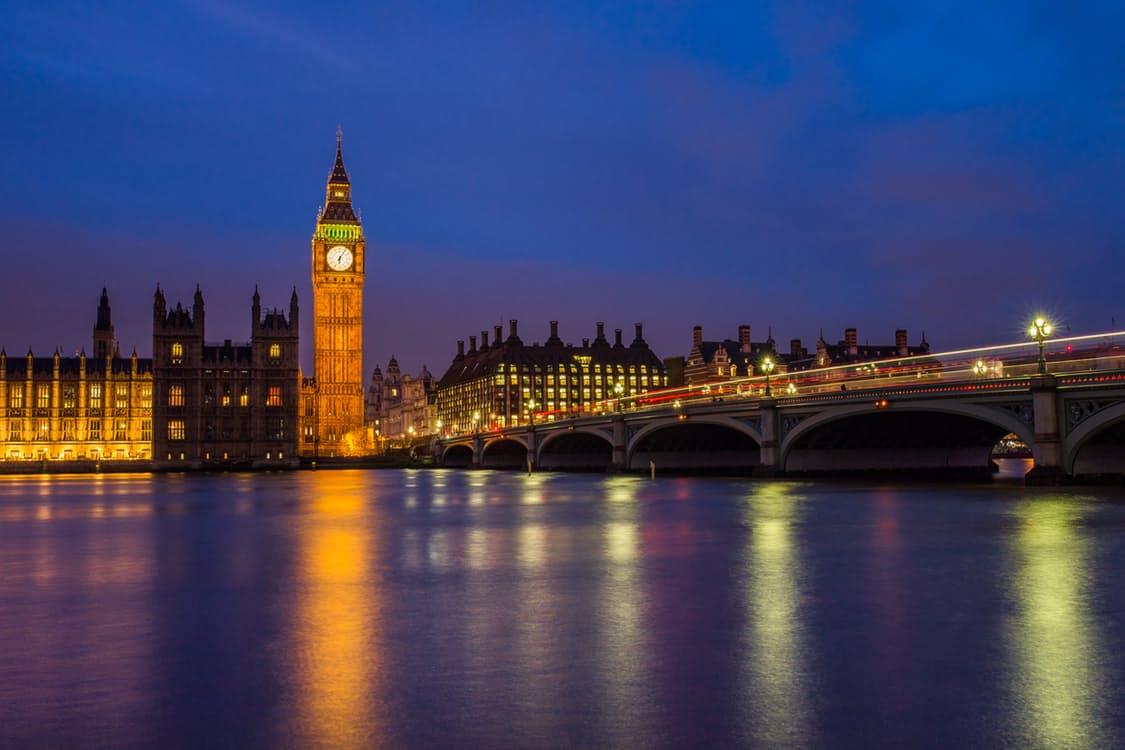 London - pexels