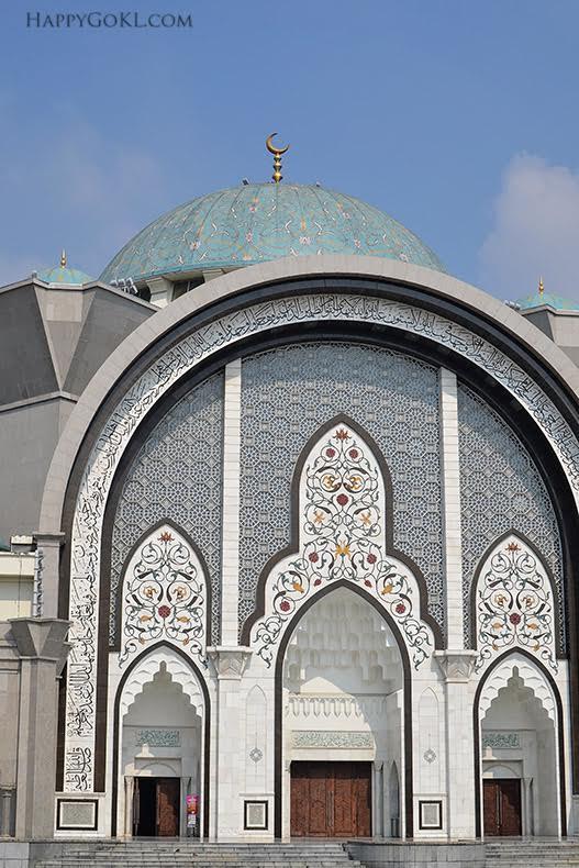 Mosque - Kuala Lumpur