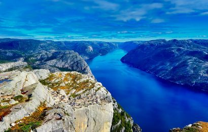 Norway fjords - pixabay