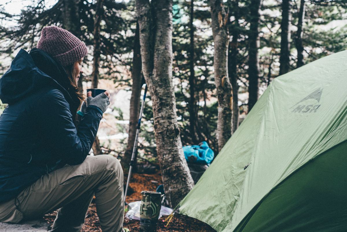pexels camping
