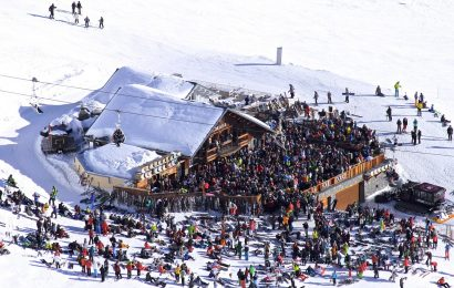 The Best Ski & Winter Festivals in the French Alps
