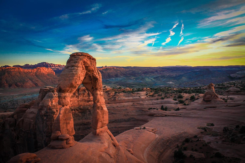 Arch Utah, Moab, United States
