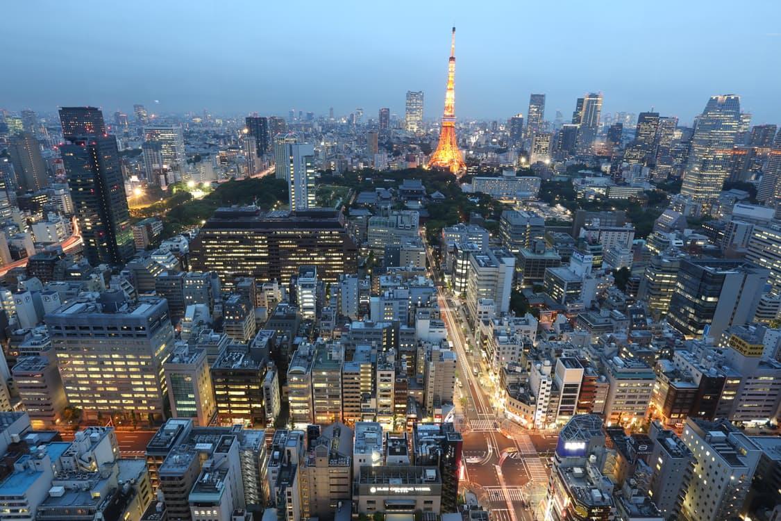 Tokyo pexels