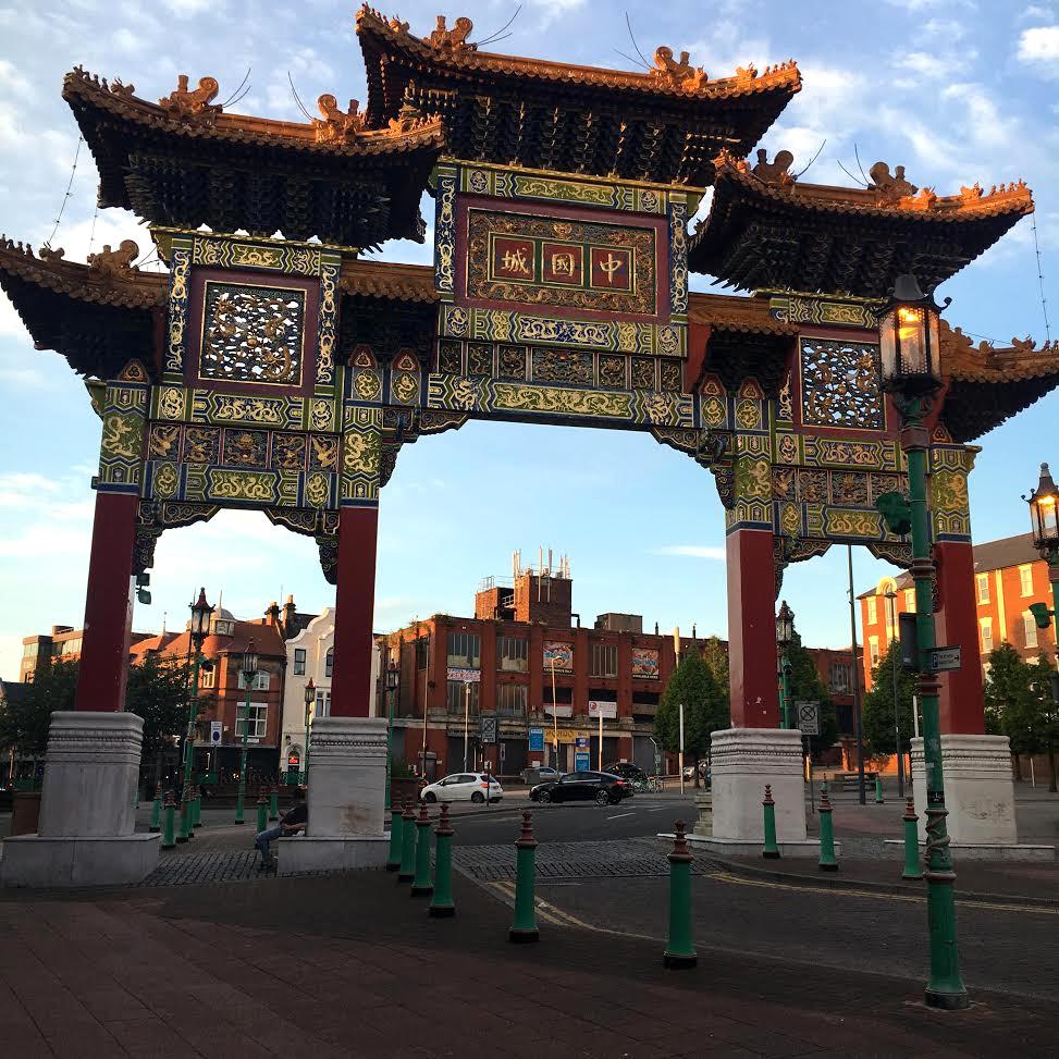 Chinatown, Liverpool