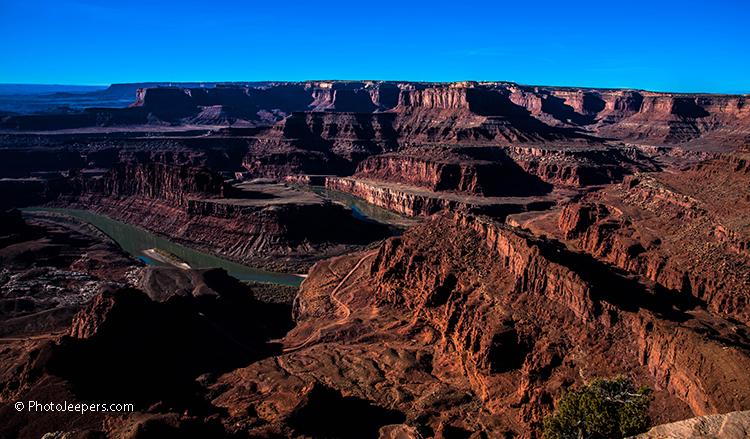 Dead Horse State Park Utah Moab