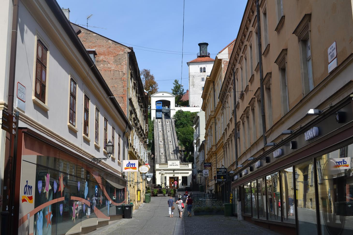 Funicular - Zagreb