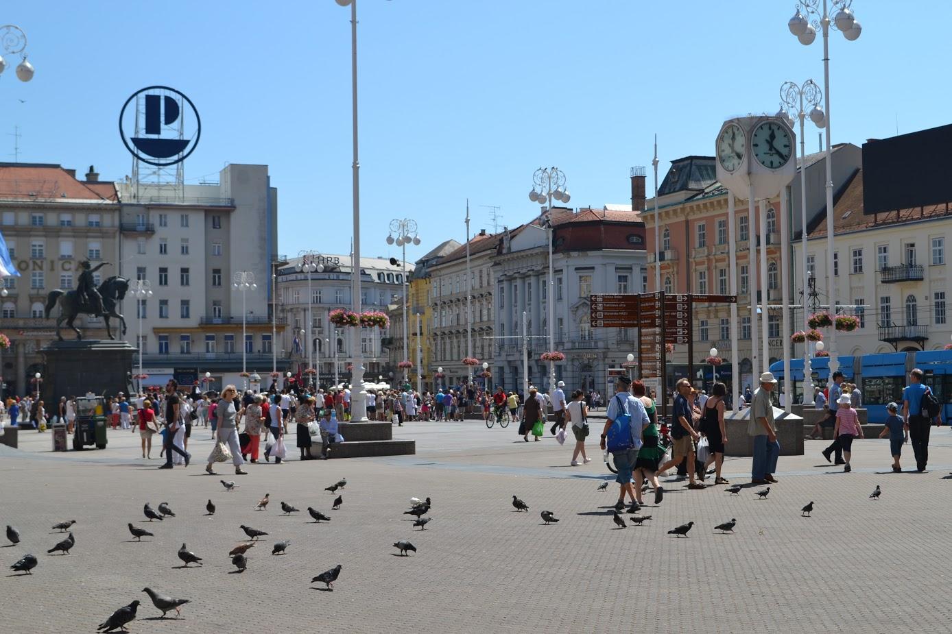 Main Square - Zagreb
