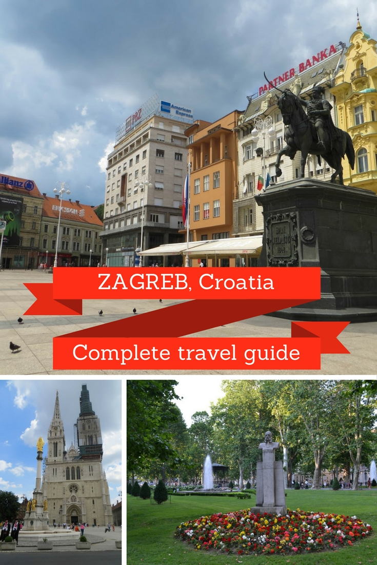 Local's travel guide to Zagreb, Croatia with the best things to do in Zagreb, top tourist attractions in Zagreb, off the beaten path places to visit in Zagreb, and more.