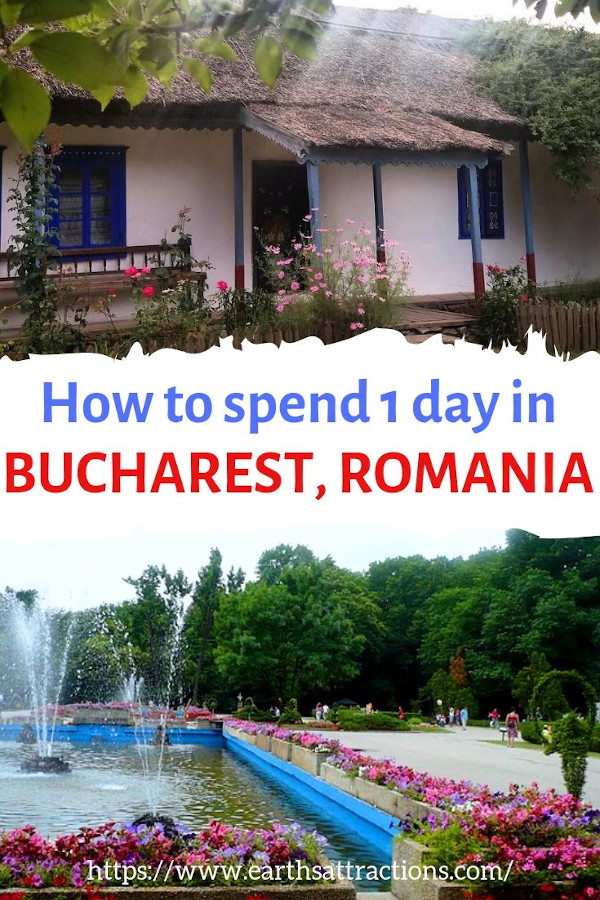 How to spend 24 hours in Bucharest, Romania - your 1-day itinerary for Bucharest from a local with the best things to see in Bucharest, where to eat, and more. #bucharest #romania #europe #travel