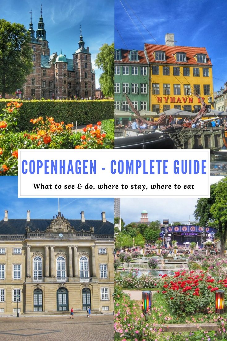 A complete travel guide to Copenhagen, Denmark