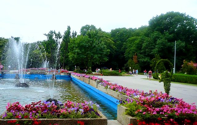 Herastrau Park is one of the best places to visit in Bucharest in a 1-day trip to Bucharest.