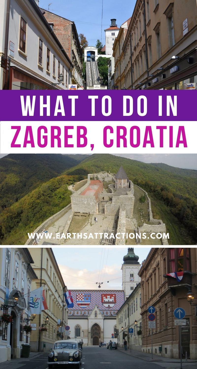 What to do in Zagreb, Croatia. Discover the best Zagreb attractions, top things to do in Zagreb, off the beaten path things to do in Zagreb, accommodation in Zagreb, restaurants in Zagreb, and useful tips for visiting Zagreb from this local's guide to Zagreb. This article is the best read to create your Zagreb bucket list and your Zagreb itinerary. #zagreb #croatia #zagrebguide #travelguide #europe #travel