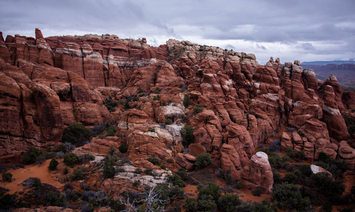 Fiery Furnace - Arches National Park