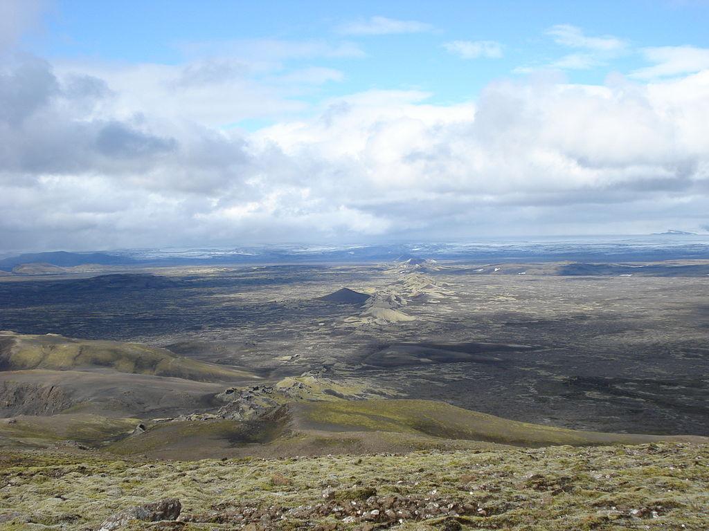 Laki Iceland East public domain wiki