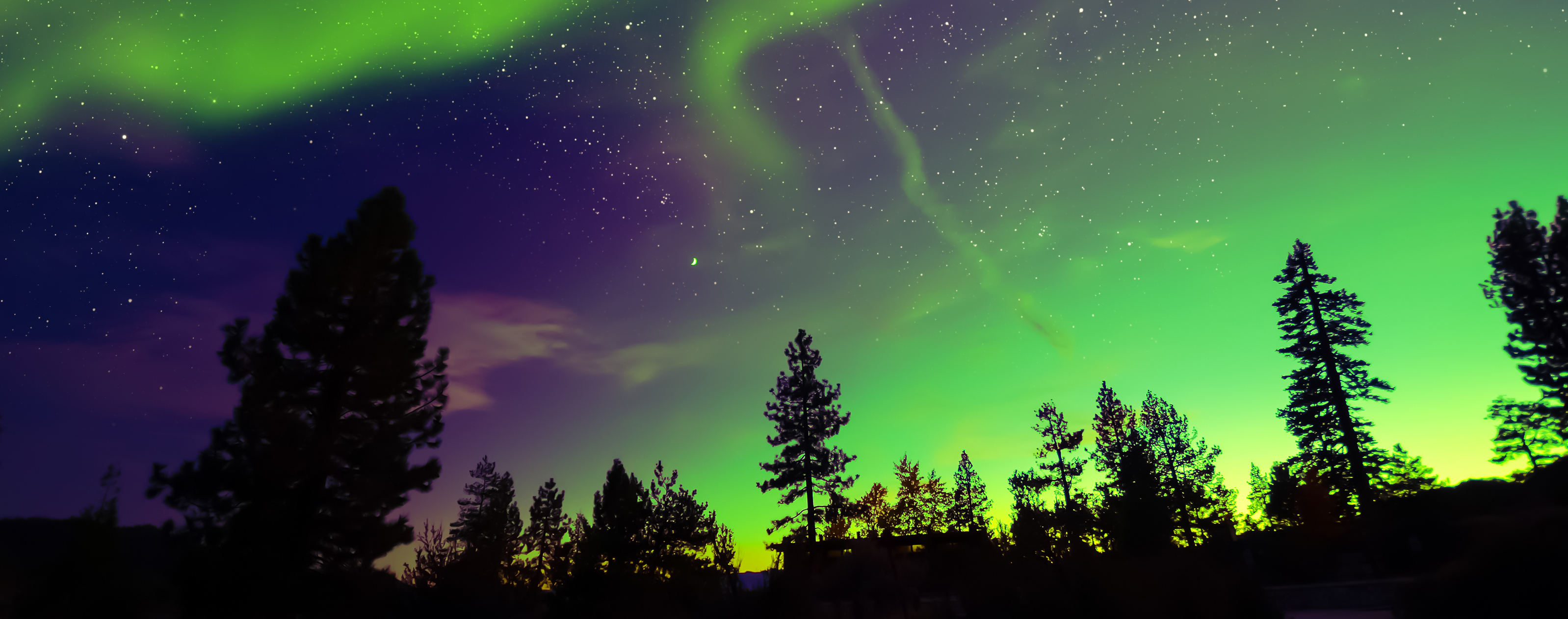 Tinggly experiences Northern Lights hunt