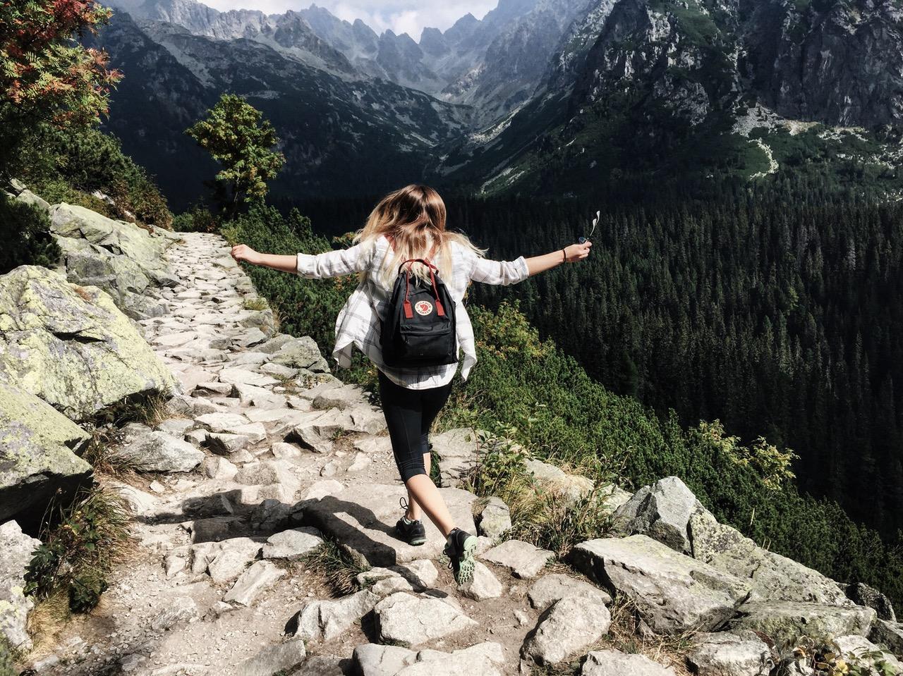 adventure woman pexels