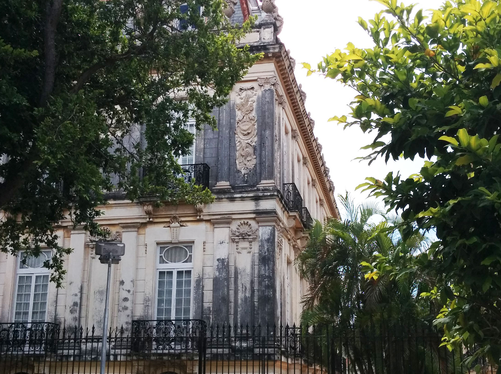 Grand old house on the Paseo - A complete guide to Merida, Mexico