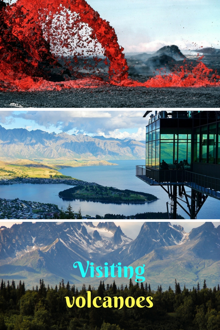 visiting volcanoes