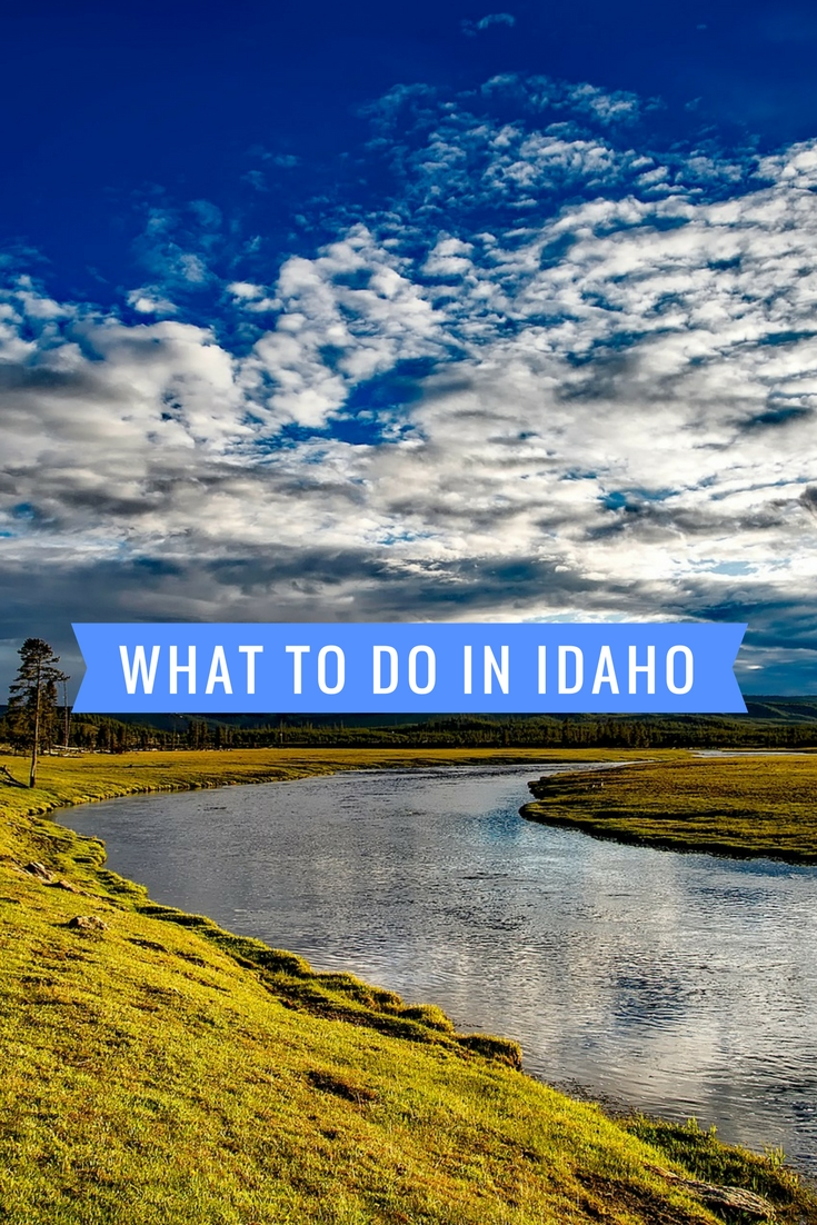What to do in Idaho