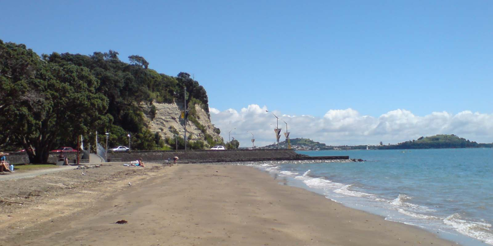 Mission Bay beach - A local's travel guide to Auckland, New Zealand