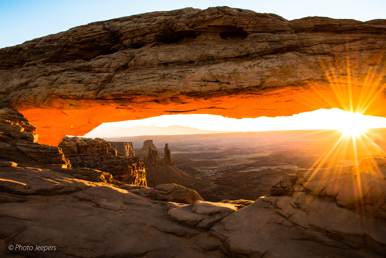 - Canyonlands National Park, Utah, USA