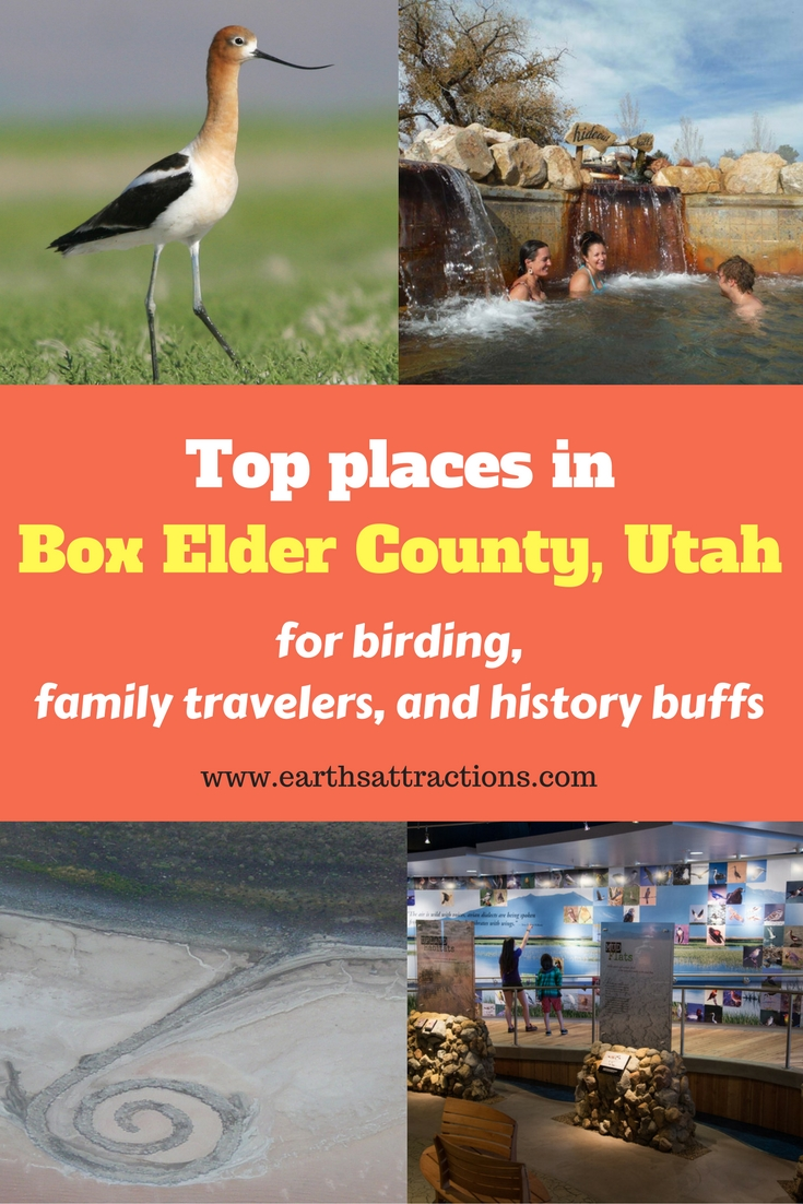 Top places in Box Elder County, Utah, USA, for birding, family travelers, and history buffs