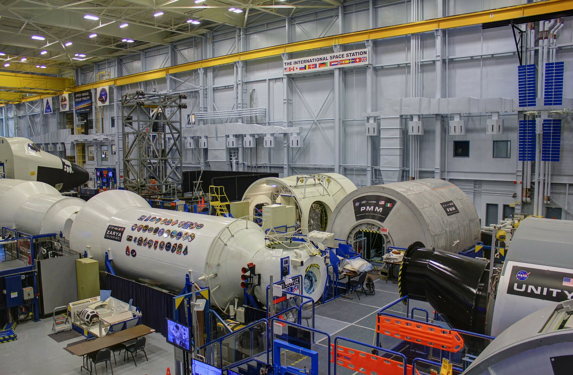 Space Center Houston - ISS training module - Top things to do in Houston for a first time visit