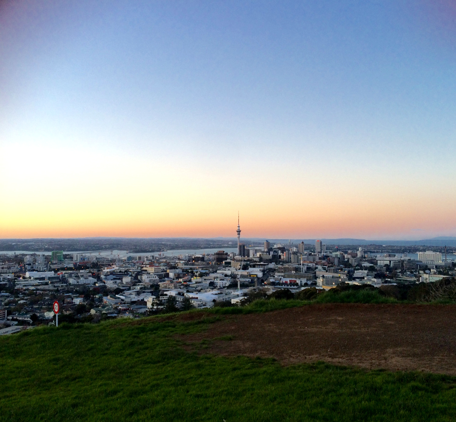 Mount Eden - A local's travel guide to Auckland, New Zealand