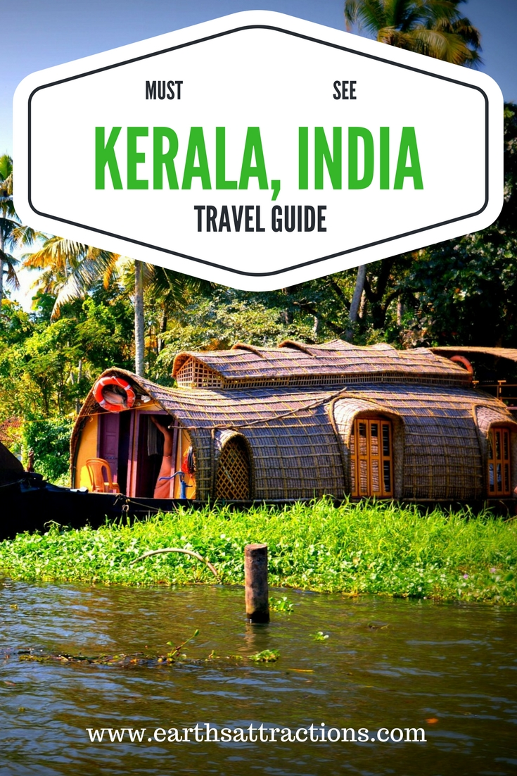 Kerala travel guide with the best places to visit in Kerala, India