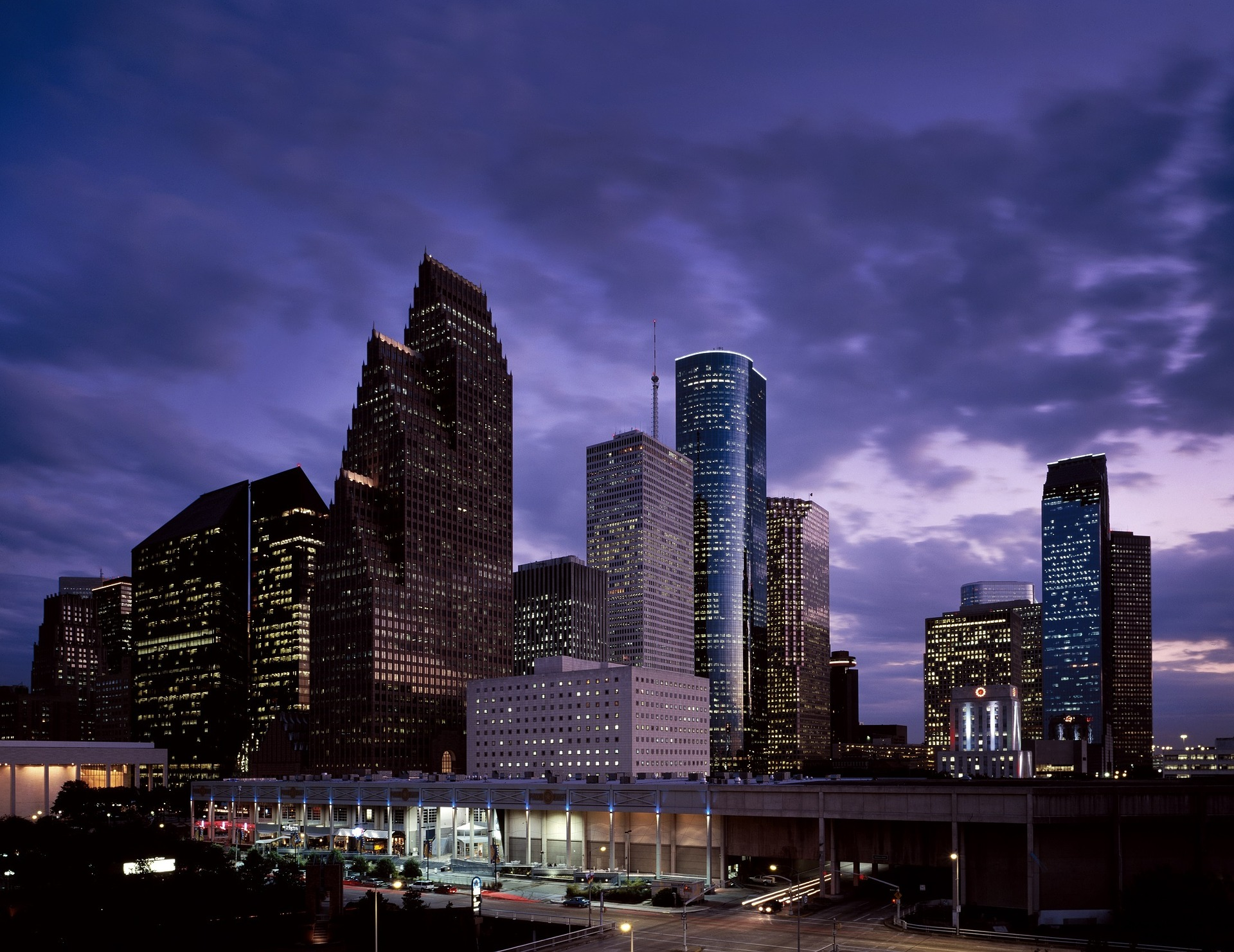 Houston - skyline - Top things to do in Houston for a first time visit