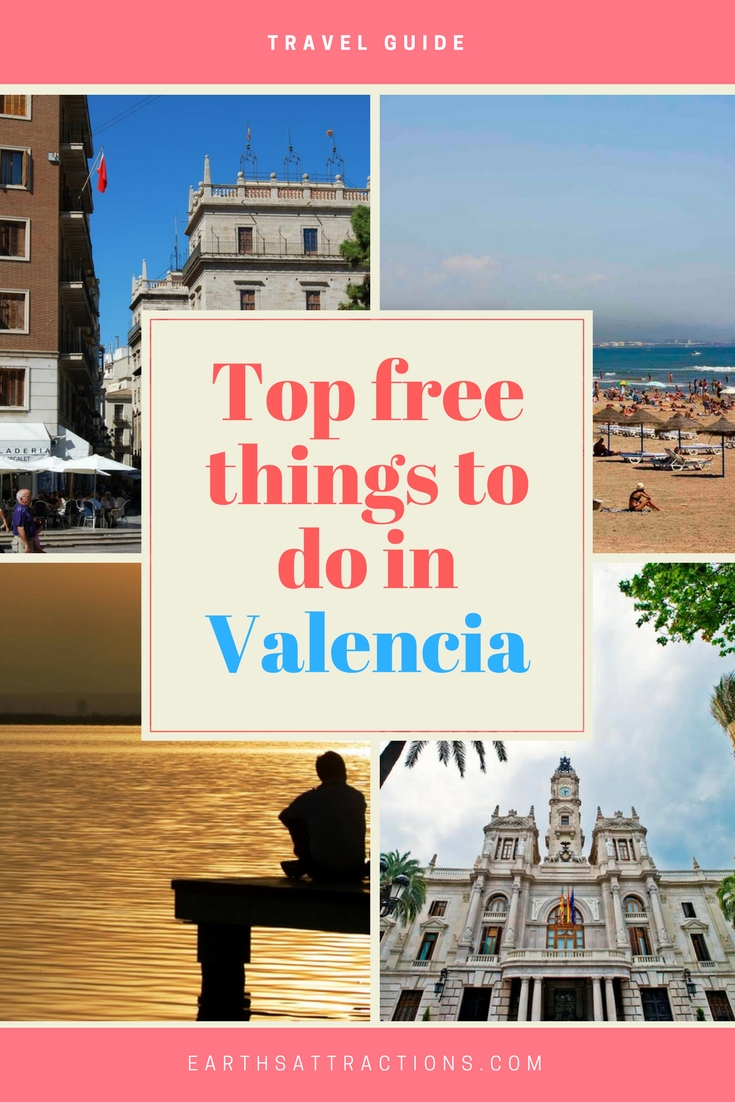 Top free things to do in Valencia, Spain