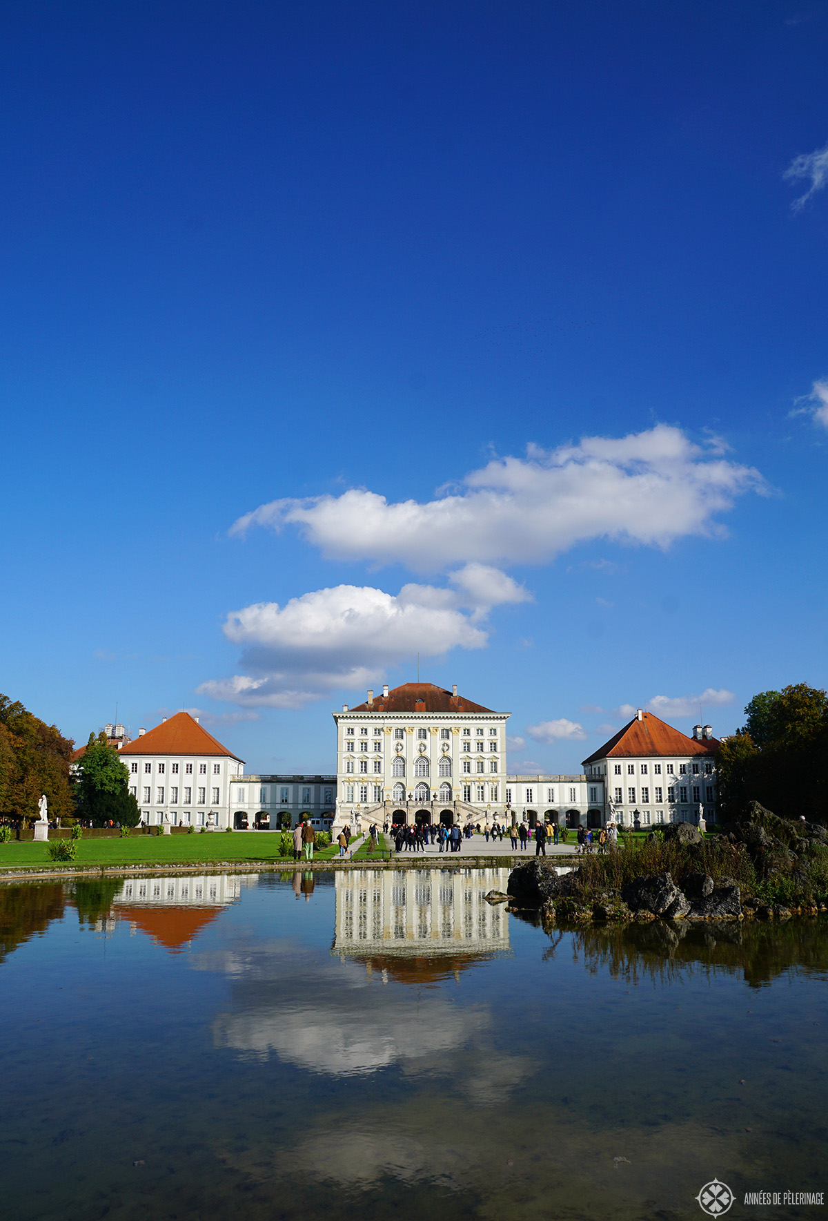 Castle Nymphenburg, Munich, Germany