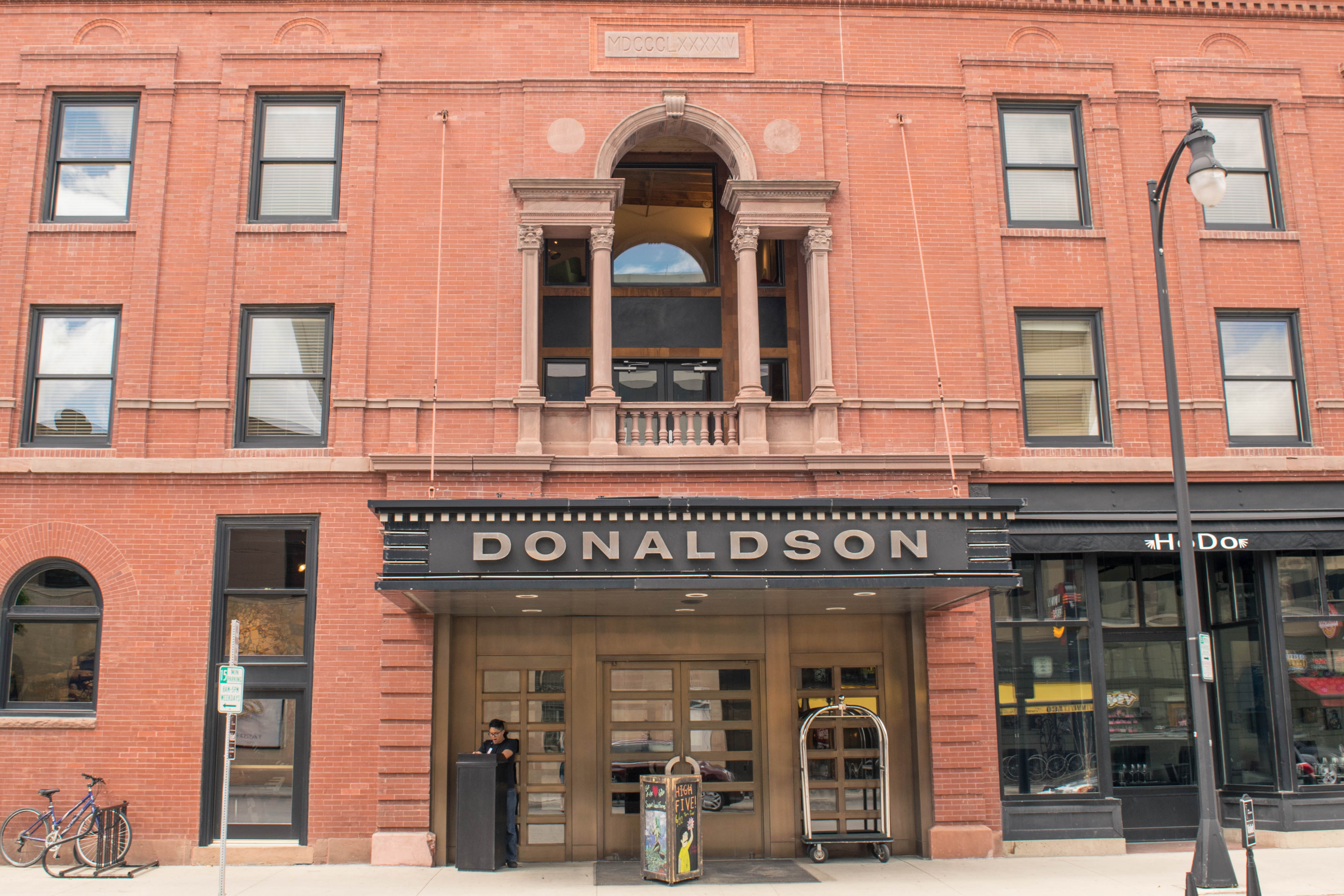 Hotel Donaldson or the HoDo