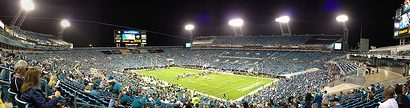 Everbank Field Travel Guide