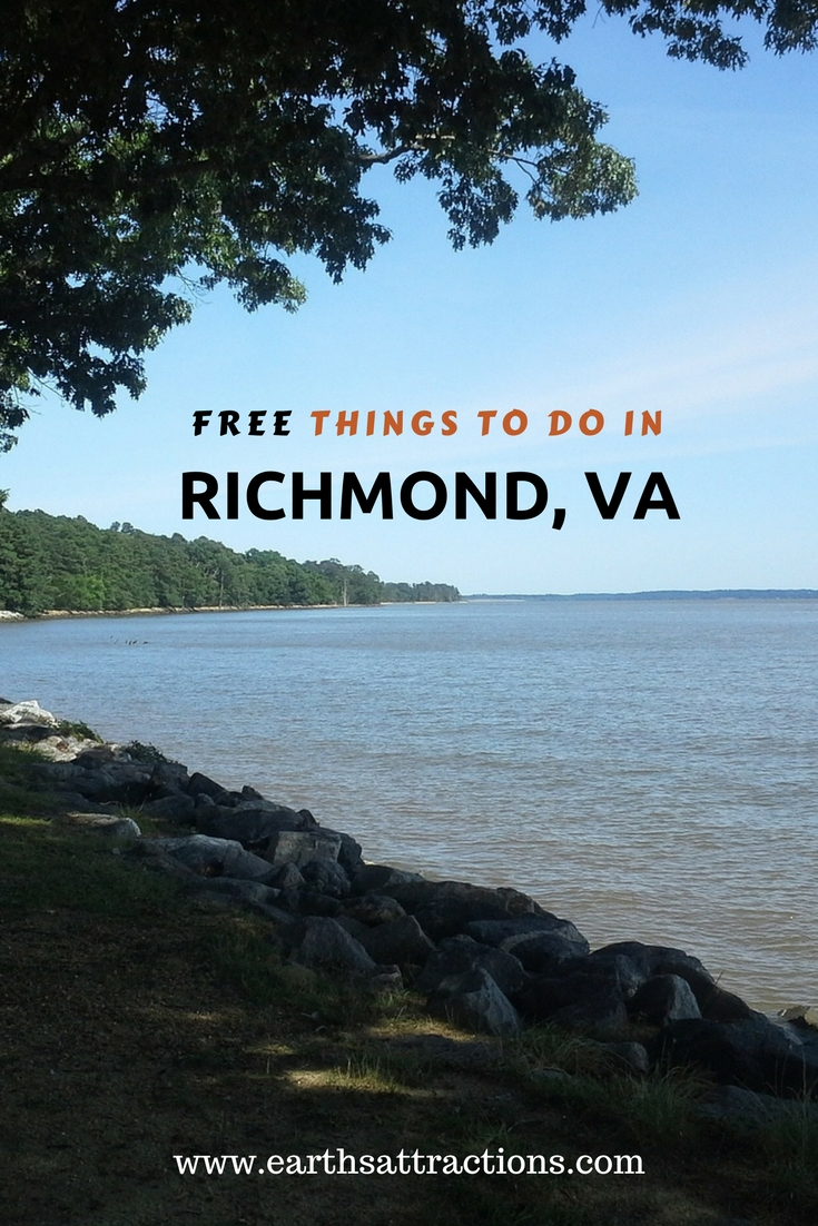 Free Things to Do in Richmond, VA, USA