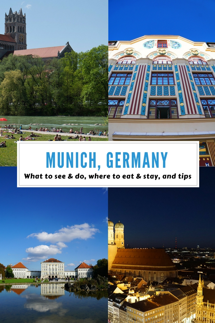 Use this local's travel guide to Munich, Germany to discover famous attractions in Munich, off the beaten path things to see, restaurants in Munich, hotels in Munich, and travel tips for Munich, all from someone who loves the city! Munich tips