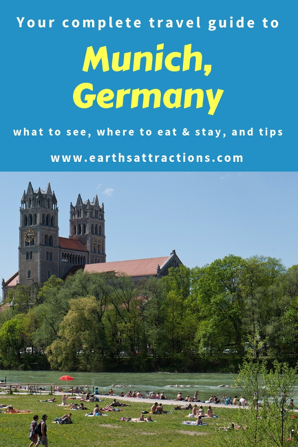 Going to Munich, Germany? Use this local's guide to Munich and discover all the Munich points of interest, places to eat in Munich, useful tips for visiting Munich, and Munich accommodation options. Save this pin to your #munich #munichguide #munichtravelguide #travel #germany #europe #munichguide #munichtips #munichattractions