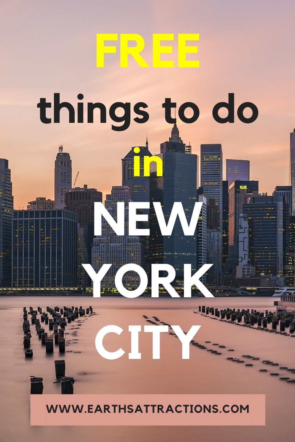 20 Amazing Free things to do in New York City. Discover the best things to do in NYC for free. Plenty of cool NYC attractions can be admired for free. Read the article now. #nyc #freeentry #usa #usatravel #nycthingstodo