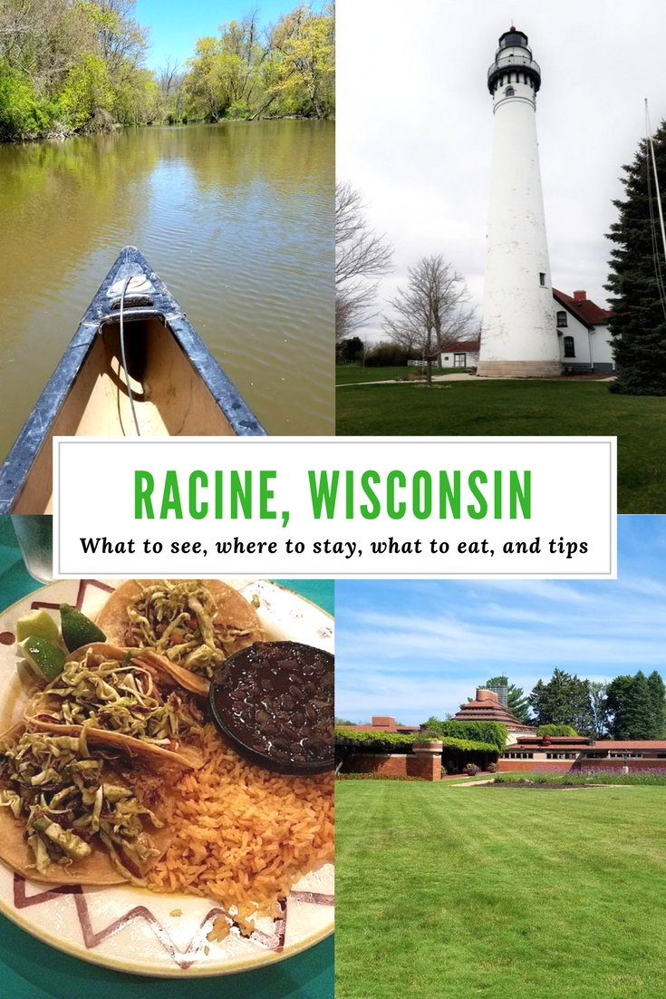 A complete travel guide to Racine, Wisconsin, USA. The guide is written by a local, a travel blogger, and includes famous attractions in Racine, off the beaten path things to see, restaurants in Racine, hotels in Racine, and travel tips! Use this travel guide when planning your travel itinerary for Racine!