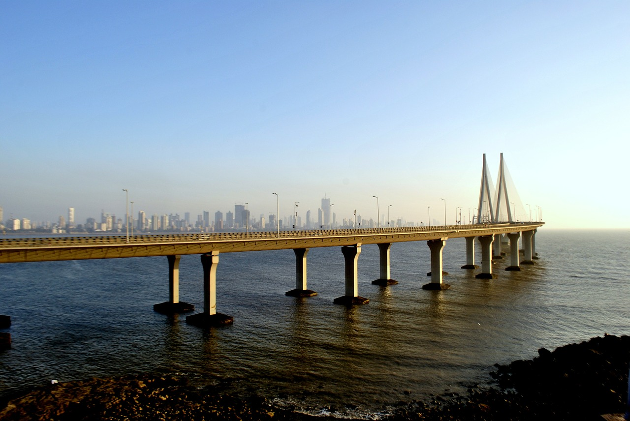 The Bandra–Worli Sea Link