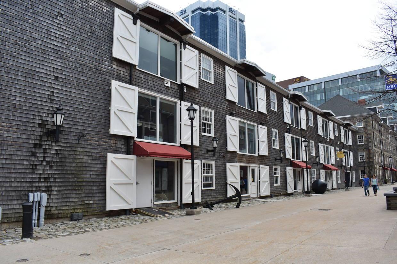 Historic Properties Building Halifax Nova Scotia