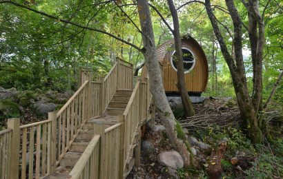 Glamping: Comforts In The Great Outdoors