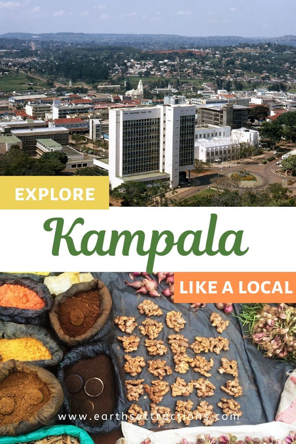 Explore Kampala like a local! Use this insider's guide to Kampala Uganda to discover fantastic things to do in Kampala, best attractions in Kampala, food, hotels in Kampala, and incredibily useful travel tips for Kampala. #kampala #uganda #travel #africa