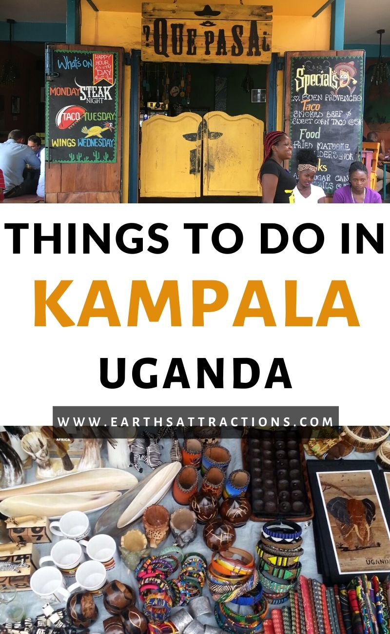 Kampala Uganda travel: the best things to do in Kampala. Use this Kampala guide to discover the best places to visit in Kampala, top Kampala restaurants, Kampala accommodation, and useful tips for visiting Kampala. #kampala #uganda #travel #africa