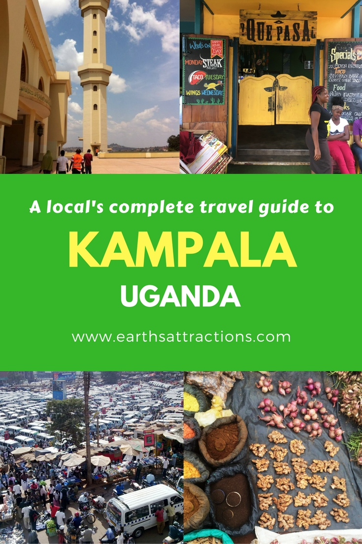 a local 39 s travel guide to kampala uganda earth 39 s attractions. Black Bedroom Furniture Sets. Home Design Ideas