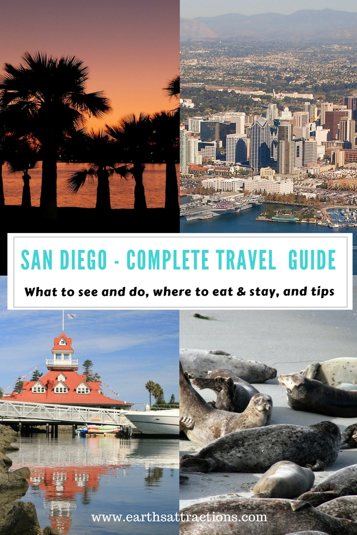 The complete travel guide to San Diego, USA