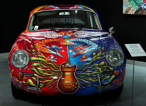 The Houston Art Car Museum