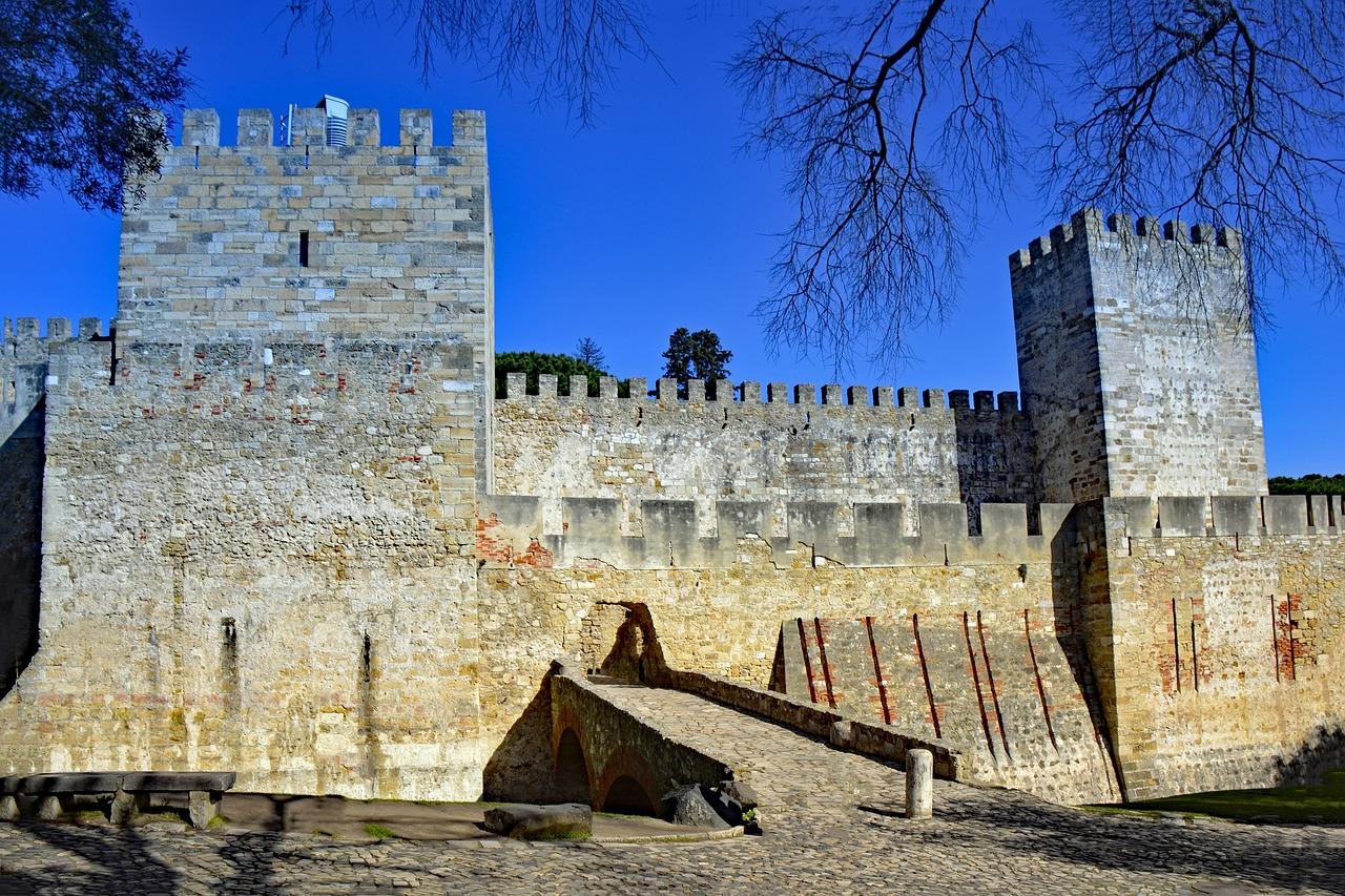 São Jorge Castle, Lisbon